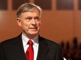 Horst Köhler, Envoyé personnel du Secrétaire Général de l'ONU