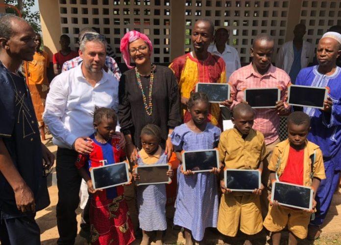 La Fondation Orange Guinée inaugure de nouvelles Ecoles Numériques en Basse Guinée