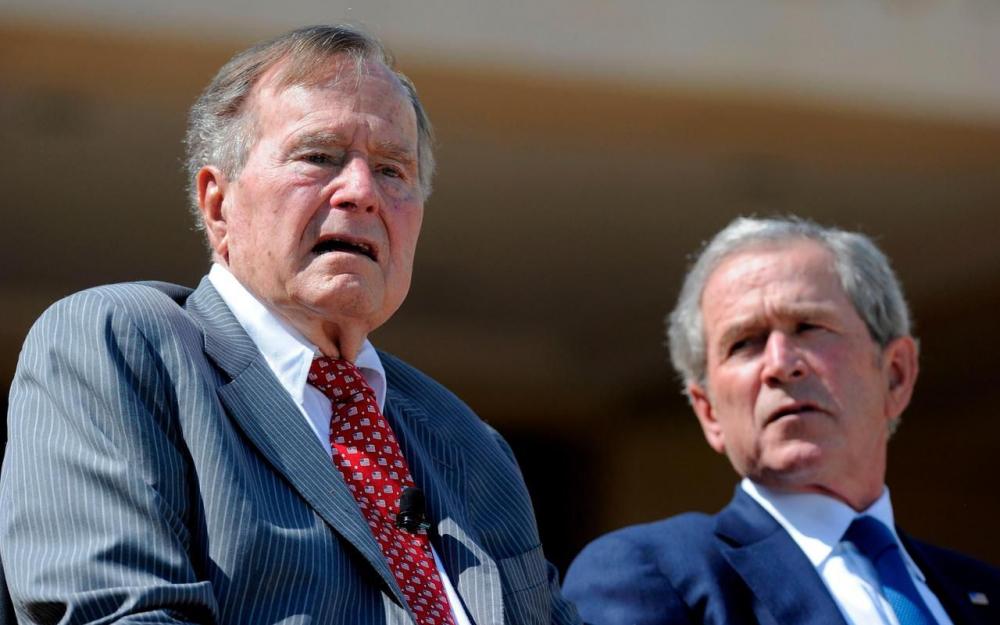 Décès de l'ancien président américain Georges Bush