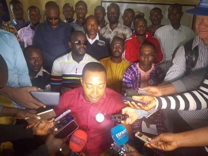 la société civile uinée