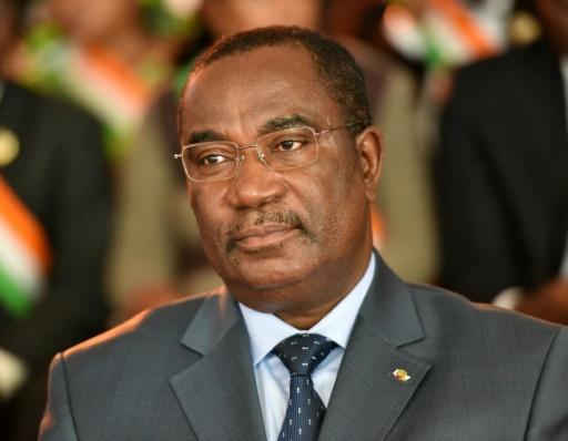 Le Premier ministre togolais Sélom Klassou à Abidjan le 30 juin 2015 | AFP/Archives | SIA KAMBOU