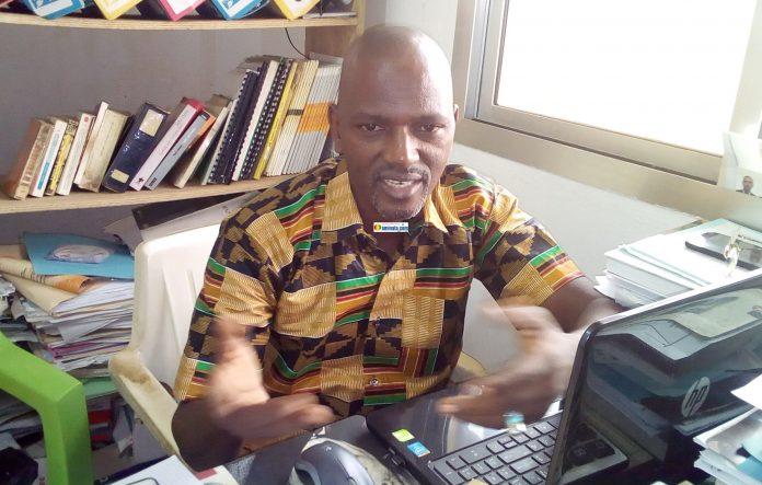 Alpha Oumar Taran Diallo, président de l'ADR