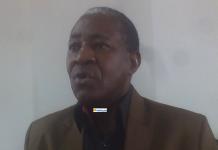 Casimir Diawara, secrétaire général du ministère de l'éducation nationale et de l'alphabétisation