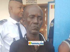Cet homme a violé un bébé de 7 mois à Boulbinet un quartier de Conakry