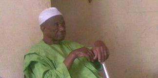 Elhadj Mountaga Tall, Khalif Général de Dinguiraye décédé ce vendredi 18 janvier à Conakry