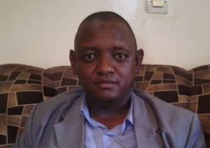 Idrissa Sampiring Diallo, journaliste