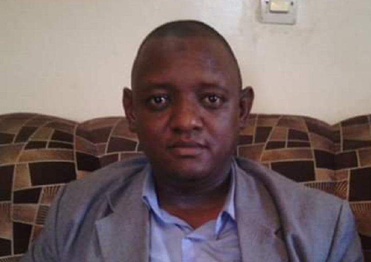 Idrissa Sampiring Diallo, journaliste