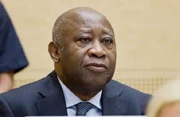 Laurent Gbagbo, ancien président de la Côte d'Ivoire
