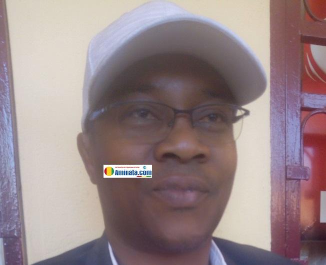 Ousmane Gaoual Diallo, député et Directeur par intérim de la cellule de communication de l'UFDG