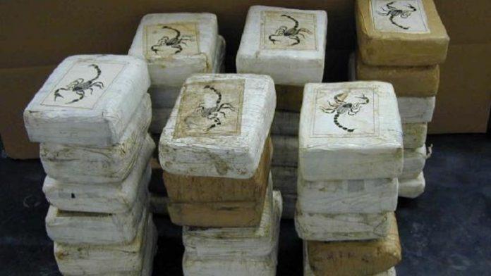 Trafic de drogue cocaïne