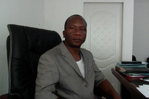 Dioumé Camara, Inspecteur Général Adjoint du ministère de la fonction publique