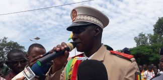 Mamadou Lamarana Diallo, préfet de Dinguiraye