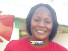 Mme Baldé,Tiguidanke Diallo, ex-championne de judo