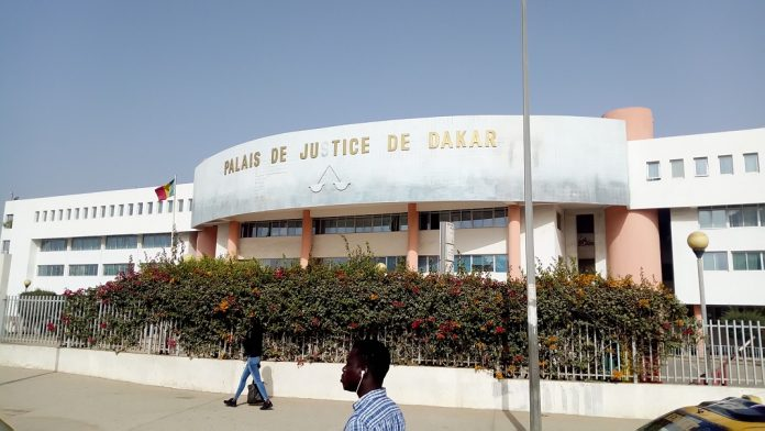 Palais de justice de Dakar