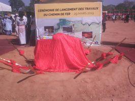 Cérémonie officielle de lancement des travaux du chemin de fer Boké-Boffa-Telemelé