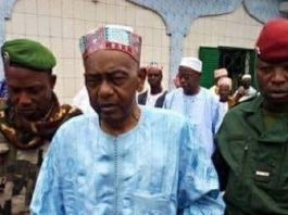 Elhadj Cellou Diallo ancien ministre des travaux publics, décédé le 3 mars 2019