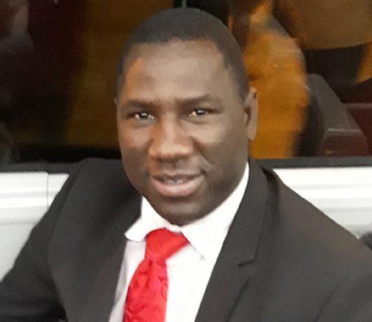 Fodé Diakité, Président de l´association Guinéenne pour l´unité et la transparence