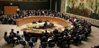 Le conseil de sécurité des Nations-unies