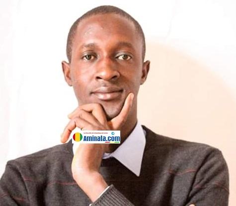 Yaya Baldé, journaliste et auteur guinéen résidant à Dakar