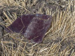 Un passeport retrouvé parmi les débris du crash d'Ethiopian Airlines. — Mulugeta Ayene/AP/SIPA