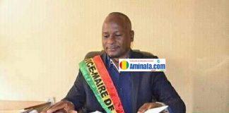 Aliou Sampiring Diallo, vice-maire de Labé