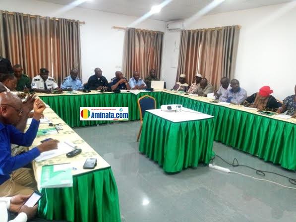 Atelier d'élaboration de nouvelle stratégie de lutte contre la délinquance dans la commune de Dixinn