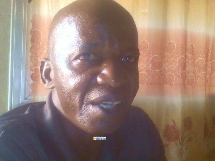 Bangaly Kourouma, député de Kérouané