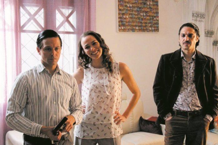 Des acteurs du film 3M
