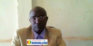 Lanciné Sangaré adjoint du préfet de Labé