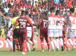 Le Horoya éliminé par Wydad Athletic club(AC) lors des quarts de finale de la Ligue africaine des champions