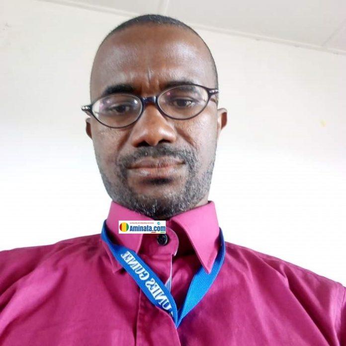Le juriste Moulay Ismael Diallo
