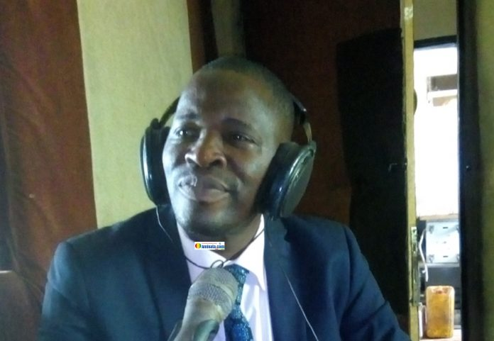 Me Pepe Koulemou, président de l'Alliance pour le renouveau national (ARN)