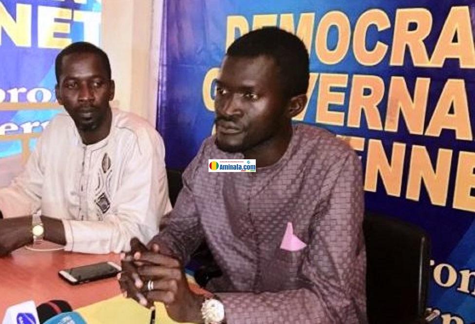 Sékou Koundouno, leader du balai citoyen
