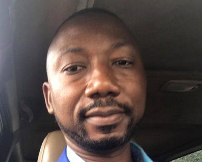 Caleb Kolié, PDG de la radio Familia FM