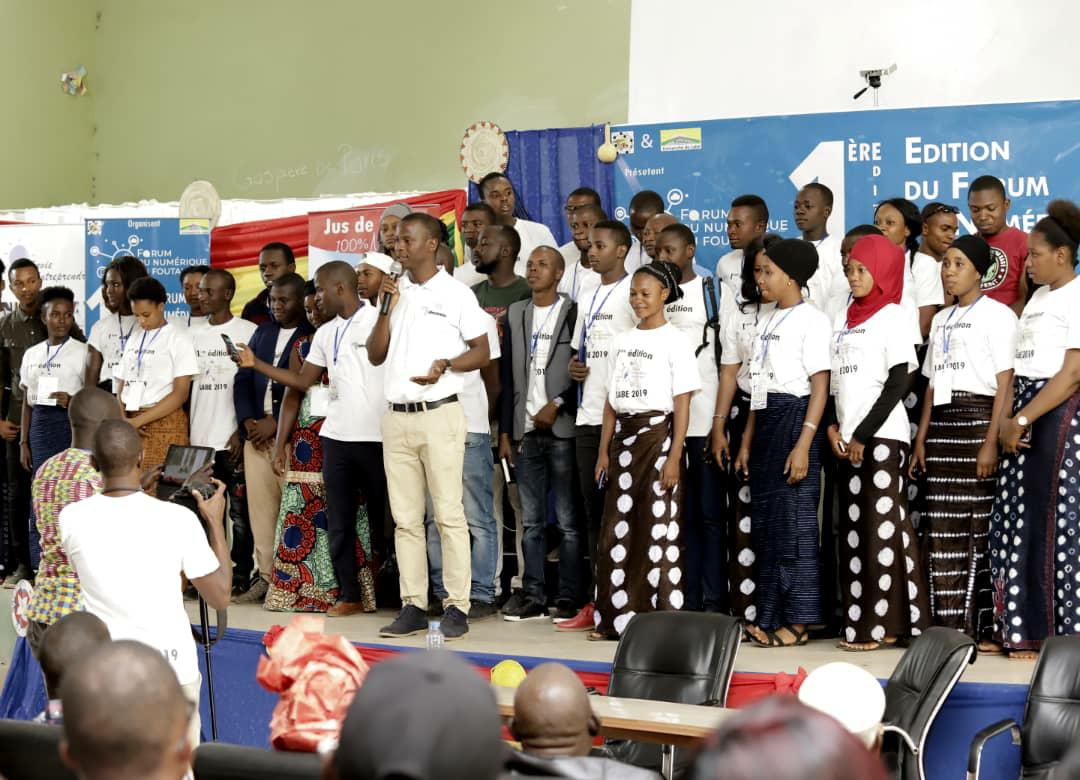 Forum numérique de Foutah tenu du 2 au 4 mai à Labé