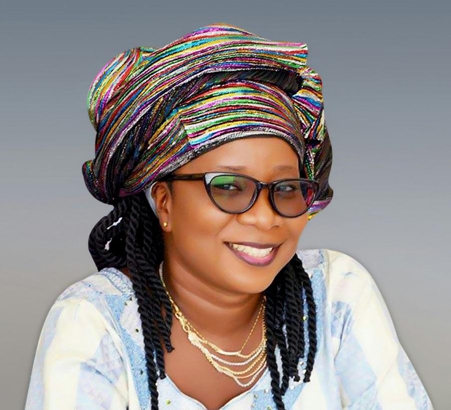 M'mah Camara, président de l'Association de la presse étrangère en Côte d'Ivoire (Ape ci