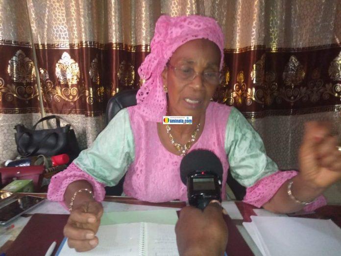 Hadja Aissatou Diouldé Diallo, Directrice préfectorale de l'éducation de Labé