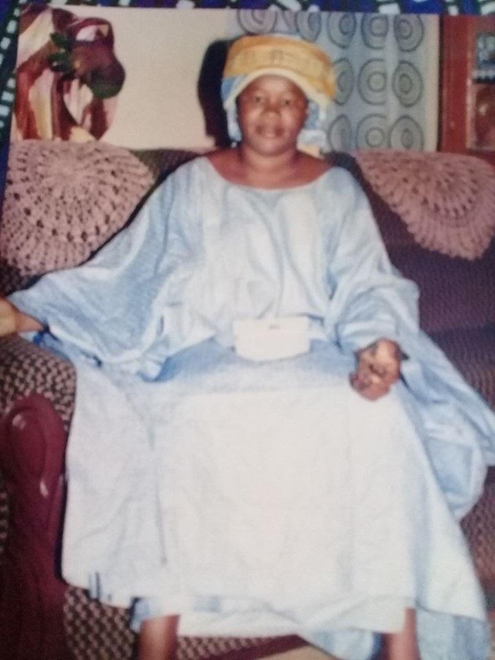 Mariama Bah communément appelée Maman