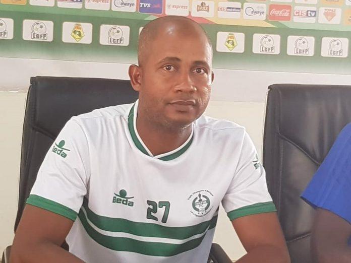 Pascal Baruxakis, entraineur principal de Hafia FC