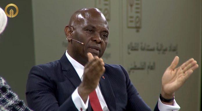 Tony Elumelu, président de la fondation Tony Elumelu