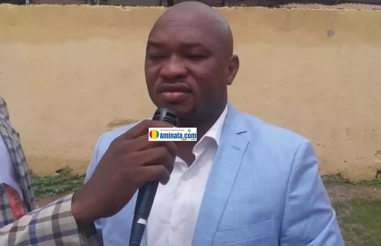Antoine Kila Ifono président national du Mouvement Kissidougou en Marche