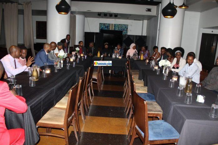 Retrouvailles des étudiants guinéens fraîchement diplômés des universités américaines