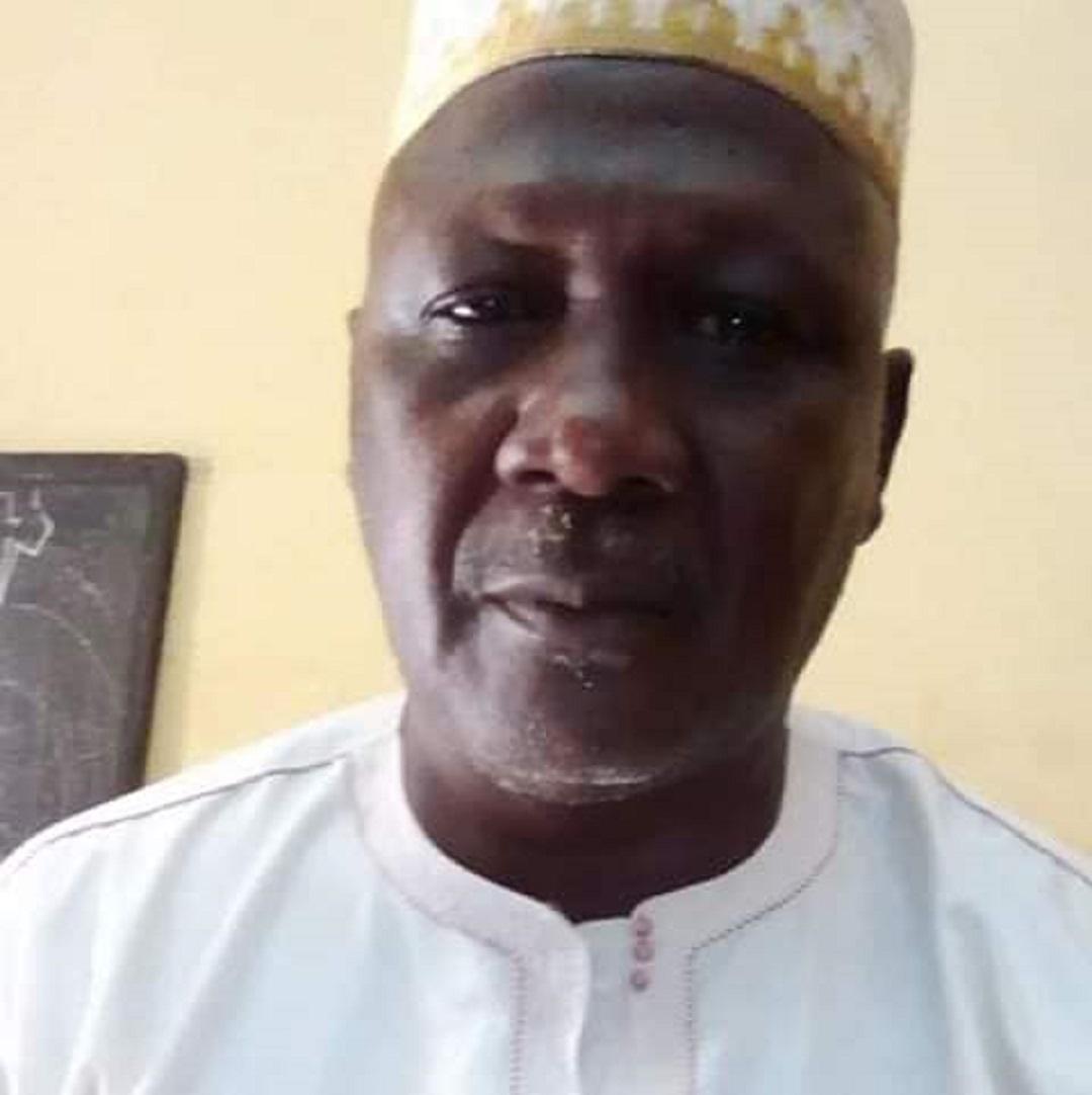 Baba Sory Camara, secrétaire permanent de l'union des forces démocratiques de Guinée (UFDG)