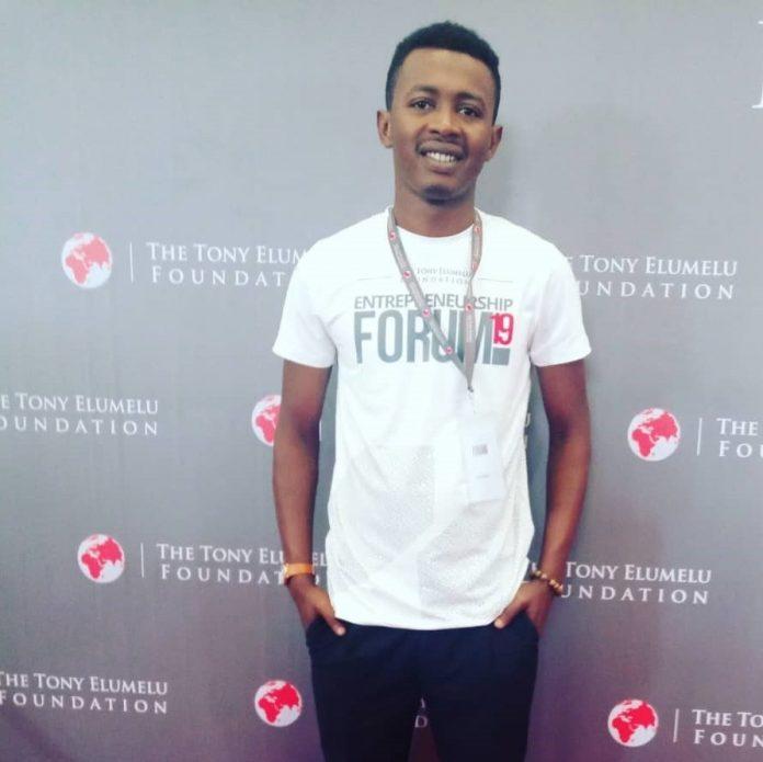 Mamadou Cellou Baldé, lauréat de la TEF 2019