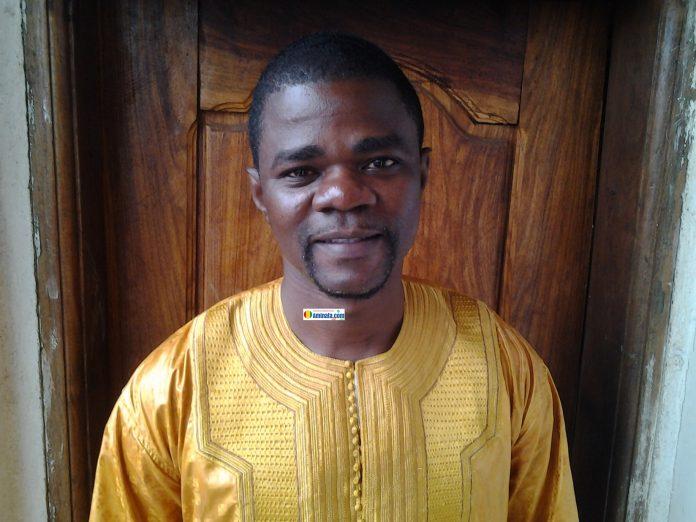 Pépé Francis Haba, président de l'Union Guinéenne pour la Démocratie et le Développement (UGDD)