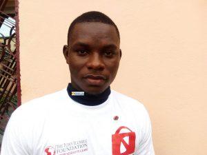 Aboubacar Sidiky Diallo, lauréat de la Fondation Tony Elumelu