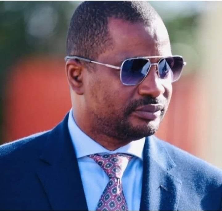 Tibou Kamara, Conseiller spécial du Chef de l'Etat et ministre de l'industrie