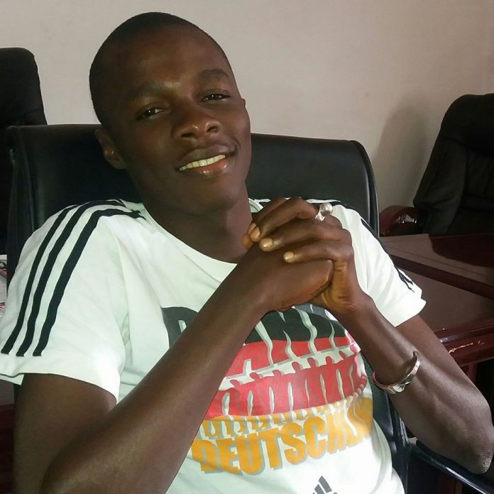 Le journaliste Habib Marouane Camara