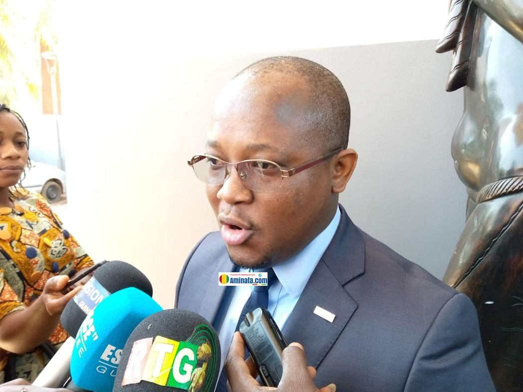 Paul AMEGAKPO, Représentant de NDI en Guinée