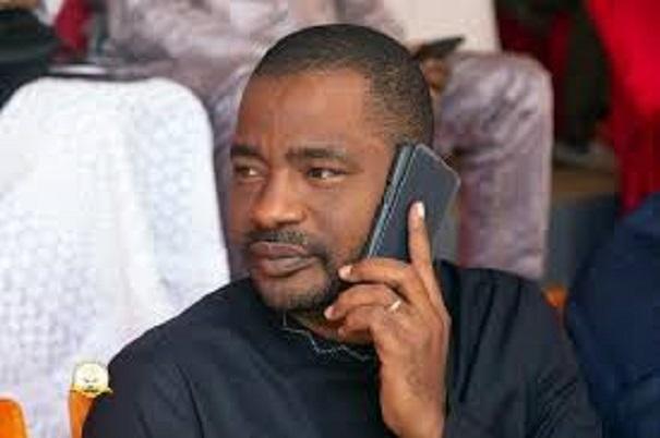 Tibou Kamara, ministre d'Etat, ministre de l'industrie et Conseiller spécial du chef de l'Etat